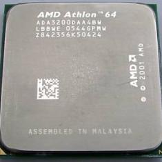 Procesor AMD Athlon 64 3200+ ADA3200DAA4BW - Procesor PC