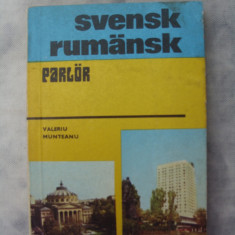 Ghid de conversatie suedez-roman