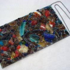 Impresionant obiect decorativ din sticla