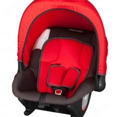 Scaun auto Baby Ride Nania - Scaun auto copii Nania, 0+ (0-13 kg), Opus directiei de mers, Isofix