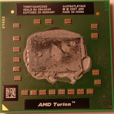 Procesor AMD Turion 64 X2 RM-74 TMRM74DAM22GG