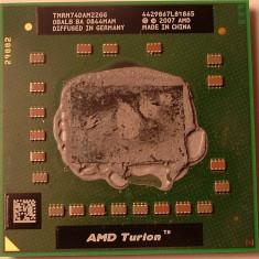 Procesor AMD Turion 64 X2 RM-74 TMRM74DAM22GG - Procesor laptop