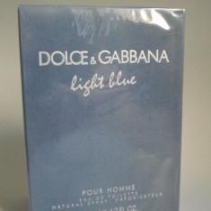 Dolce Gabbana Light Blue barbatesc 125 ml - replica calitatea A ++ - Parfum barbati Dolce & Gabbana, Apa de toaleta