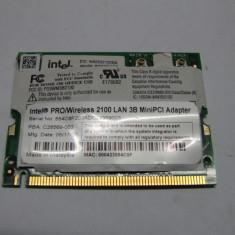 Placa de retea wireless HP Omnibook XE3 WM3B2100
