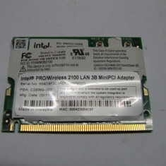 Placa de retea wireless HP Omnibook XE3 WM3B2100