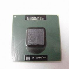 Procesor Intel Pentium 4-M 2GHz Socket 478 (mobile) SL6CL - Procesor laptop