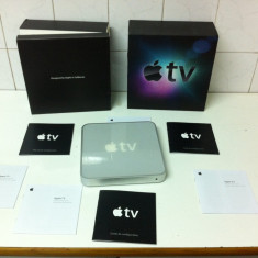 Apple TV Model A1218, Extern (necesita PC)