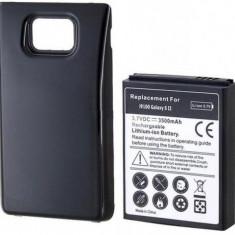 Acumulator baterie extinsa 3500 mAh Samsung Galaxy S2 i9100 + folie ecran cadou - Baterie externa