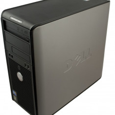 Sistem Dell Quad Core 12M cache q9650 q9550 q9450 4Gb ddr3 250Gb Hdd - Sisteme desktop fara monitor, Intel Quad, 2501-3000Mhz, 200-499 GB, LGA775
