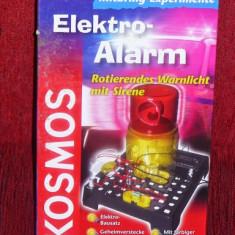JOC Kosmos elektro-alarm - OKAZIE - Jocuri Stiinte