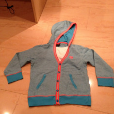 Hanorac cu gluga copii 6 ani 116 cm marca NEXT, Culoare: Albastru, Albastru, Baieti