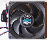 Cooler / Racire procesor Amd COOLER MASTER Pt AMD 754, 939, AM2, Am3, Am3+ Fm1 Fm2 Ventilator 80 MM 3 pini Va rog cititi conditiile, Pentru procesoare, Cooler Master