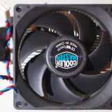 Cooler / Racire procesor Amd COOLER MASTER Pt AMD 754, 939, AM2, Am3, Am3+ Fm1 Fm2 Ventilator 80 MM 3 pini Va rog cititi conditiile