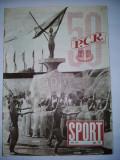 Revista SPORT Nr. 9 / 1971 Articol : Numar aniversar : 50 de ani ai PCR  / BOX