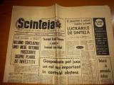 Ziarul scanteia 29 noiembrie 1966
