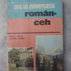 Ghid de conversatie roman - ceh