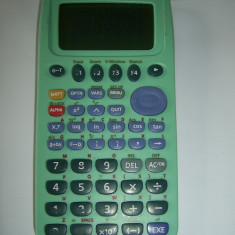 CALCULATOR CASIO GRAPHIQUE GRAPH 25+