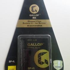 Baterie noua sigilata GALLOP 1700 mAh  BP-4L NOKIA E71 E90 E97 li-ion