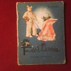 N. Minei Furtuna, ilustratii de B. Bina, editie princeps, Alta editura
