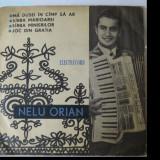 Nelu Orian, disc vinil/vinyl single Electrecord, EPC 809 - Muzica Lautareasca