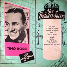 "Tino Rossi - Mes Premiers Succes (10"") - Muzica Pop Columbia, VINIL"
