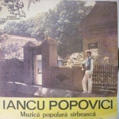 Iancu Popovici-Muzica Populara Sirbeasca*vinil