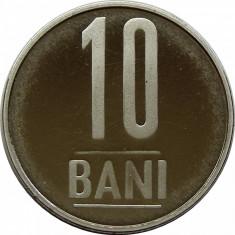 10 BANI 2009 UNC PROOF EMISIUNE SPECIALA 1.000 EXEMPLARE