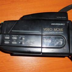 Camera de filmat VHS Universum - defecta partea mecanica - Aparat Filmat