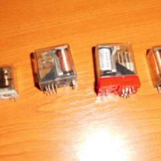 Rezistente semireglabile, diode, foto diode si relee electronice - peste 30 buc.