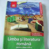 LIMBA SI LITERATURA ROMANA PENTRU CLASA A VII A - Manual scolar, Clasa 7