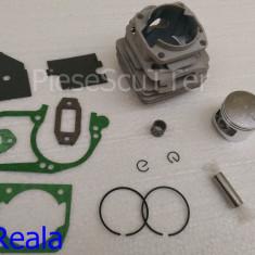 Kit cilindru / Set motor + Piston + Segmenti + Garnituri Drujba Chinezeasca 45cc