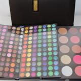 Trusa machiaj make up 183 culori farduri ochi si fard obraz ( blush ) Fraulein38 - Trusa make up