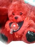Ursuleti de plus rosu 33cm(black friday)