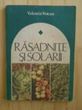 Rasadnite si solarii