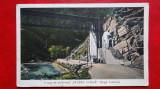 Vedere/Carte postala - Locul de pelerinaj - Piatra Scrisa - Armenis - Banat
