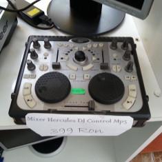 Hercules DJ Control MP3 Portable USB DJ Mixer (LEF) - Mixere DJ