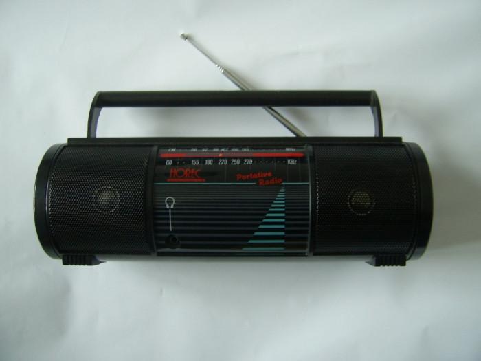 RADIO HOREC FM- LM , FUNCTIONEAZA