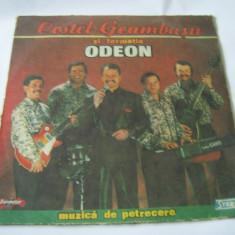 COSTEL GEAMBASU SI FORMATIA ODEON, VINIL - Muzica Lautareasca
