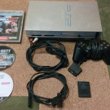 Vand PlayStation 2 Sony Fat Silver