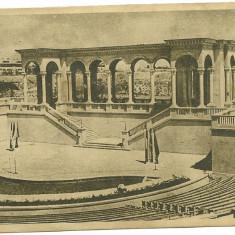 Carte postala BUCURESTI - Teatrul de vara