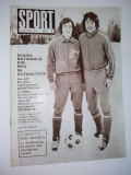 Revista SPORT Nr. 3 / 1973 Articol : pugilism, box - Ion Monea, BOX