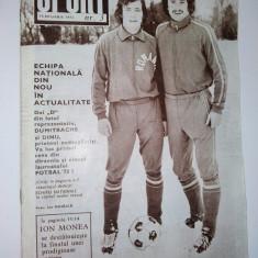 Revista SPORT Nr. 3 / 1973 Articol : pugilism, box - Ion Monea, BOX