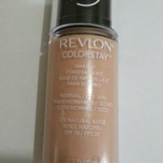 Fond de ten Revlon Colorstay 24H skin normal/dry 220-Natural Beige, Lichid