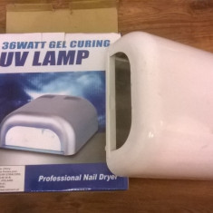 Lampa uv 36 watt - Lampa uv unghii