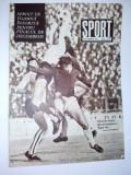 Revista SPORT Nr. 22 / 1973 Articol :  Ilie Nastase - stea a Parisului BOX
