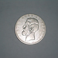 5 lei 1884 - Moneda Romania