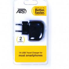 ATS Alimentator priza telefon smartphone USB/ 5V - 1A / Apple iPhone (45491)