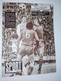 Revista SPORT Nr. 7 / 1973 Articol : Album fotbalistic Universitatea Craiova BOX