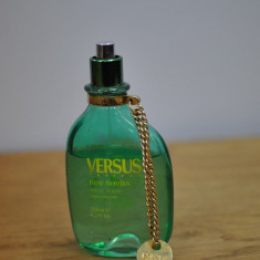 VERSUS TIME FOR RELAX by VERSACE / EDT FLACON DE 125 ML RAMAS CAM 100 ML - Parfum femeie Versace, Apa de toaleta