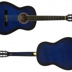 Chitara clasica din lemn pt incepatori si copii 98cm inaltime